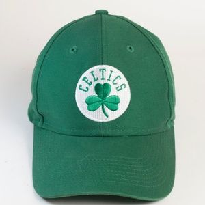 Boston Celtics Adjustable Baseball Cap